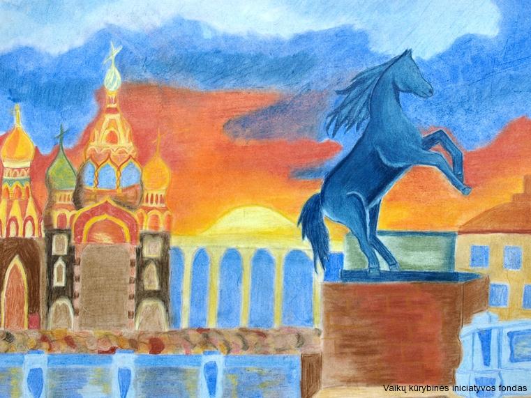 Kaip buvo statomas Sankt Peterburgo miestas